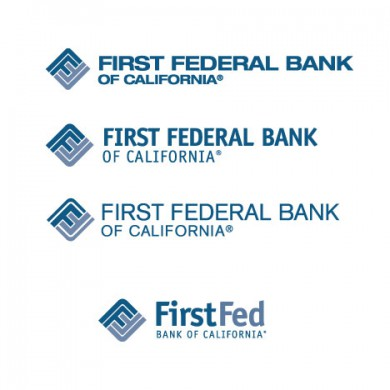 First Federal Logo Redesign