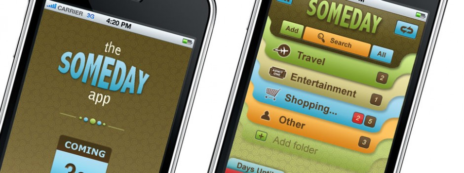 The Someday App